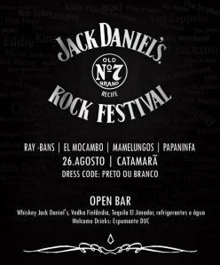 Jack Daniel's Rock Festival